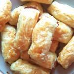 Бутерки със сирене и кашкавал